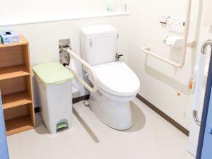 ふじの トイレ